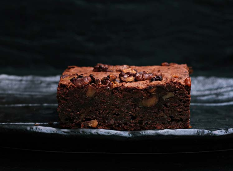 Chocoladebrownies